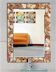 艺术挂镜 拼镜 时尚卫浴镜
