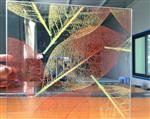 钢化彩釉玻璃