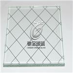 棱形夹丝玻璃厂家