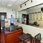 审讯室辨认室单向透视玻璃