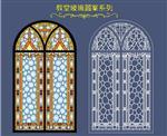 打印教堂玻璃