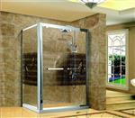 沙河淋浴房钢化玻璃
