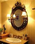 浴室镜子厂家