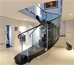 建筑弯钢玻璃