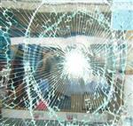 防爆钢化银行防弹玻璃