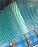 超白玻璃钢化夹胶