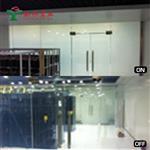 电控雾化玻璃 智能调光玻璃 通电透明【断电雾化】