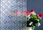 各种装饰钢化压花玻璃
