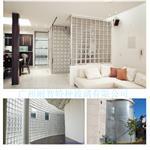 广州|艺术空心隔墙玻璃砖厂家直销