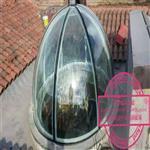 金耀夹胶中空球形玻璃
