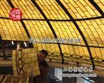 上海|彩色玻璃穹顶彩绘玻璃穹顶专业厂家