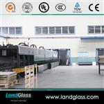 兰迪连续式平玻璃钢化炉|兰迪机器