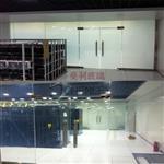酒店专用高透电控调光玻璃