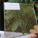 夹丝玻璃供应厂家 夹丝玻璃价格 5+5厘钢化夹丝玻璃