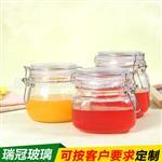 徐州|泡菜坛子存储物玻璃罐柠檬蜂蜜罐