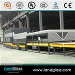 兰迪LD-BC型弯弯双向玻璃钢化炉