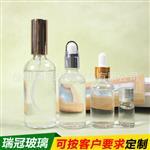 透明玻璃精油瓶化妆品分装瓶空瓶
