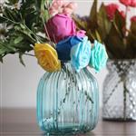 供应玻璃花瓶玻璃插花器桌面摆件
