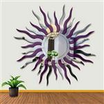 丽晶 新品家装艺术挂镜 来图定制雅典娜造型 高端大气