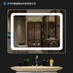 丽晶 浴室镜led灯镜壁挂化妆发光镜卫生间防雾防水镜子