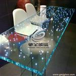 佛山LED发光玻璃星空图定做