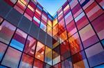 彩色玻璃、彩色夹胶玻璃