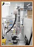 长沙|在线式跨线式聚氨脂胶点涂胶机