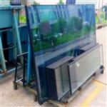 上海|5+6a+5双钢中空玻璃加工