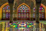 教堂玻璃低反射玻璃