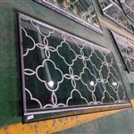 彩釉中空 彩釉钢化玻璃