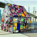 高端定制夹丝、夹画、夹绢、夹彩色、夹彩色渐变玻璃