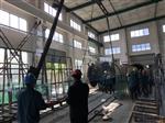 供应大型4S店15mm/19mm钢化玻璃幕墙吊挂工程案例