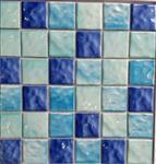福建优质耐磨陶瓷马赛克 小区园林游泳池工程铺贴瓷砖