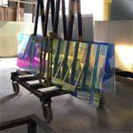 广州|广州同民幻彩玻璃 炫彩玻璃 变色幻彩玻璃 5+5厘超白钢化