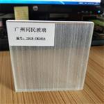 同民夹丝玻璃 夹绢丝玻璃 加工定制5+5厘钢化