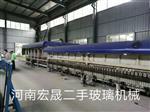 出售广东索奥斯2440*6000平弯对流钢化炉一台