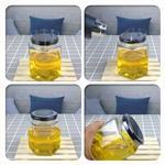 100ml玻璃蜂蜜瓶