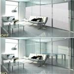 广州办公隔断智能调光玻璃