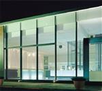 智能调光玻璃办公隔断
