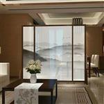 广州 山水画艺术夹层玻璃厂家直供
