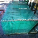 广州钢化玻璃厂 定制加工7mm透明精品钢化玻璃