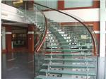 东莞夹胶玻璃加工厂 专业定制19+19双白玻钢化夹胶玻璃