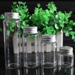 迷你许愿瓶 管制瓶 手工糖果瓶3740 高硼硅 优质玻璃瓶