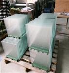 广东4mm超白钢化玻璃定制加工  超白钢化玻璃价格