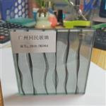 夹丝玻璃 夹绢丝钢化玻璃 夹布玻璃 淋浴房夹丝玻璃