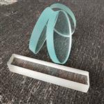 广东玻璃加工厂按图定做  水切割异形小尺寸精品钢化玻璃