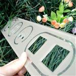 广东钢化小玻璃加工厂 家电钢化玻璃