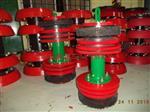 合肥|清管器钢刷 清管器钢刷厂家 清管器刷辊 石油清管器钢刷 石油