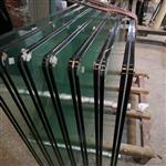 东莞玻璃厂供应优质钢化家具玻璃 钢化贴铝饼家具玻璃台面