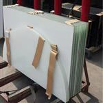 东莞家具玻璃厂 生产8mm白色烤漆玻璃 家具钢化烤漆玻璃面板